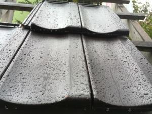 rheinland engobed clay roofing tile dach dachówka ceramiczna czarna antracytowa angobowana angoba tanio