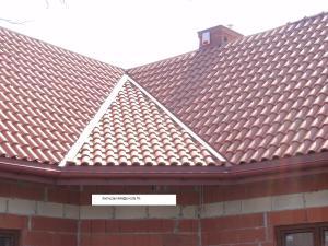 dachówka portugalka spanish tile cotto passagno staroklasztorna dachówki mnich mniszka śródziemnomorska rzymska
