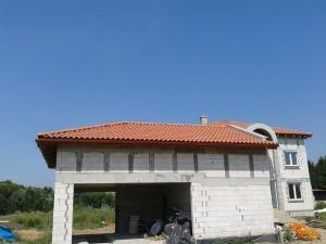 warszawa dachówki dachówka ceramiczna portugalka - staroklasztorna - spanish tile dach klasyczny śródziemnomorska