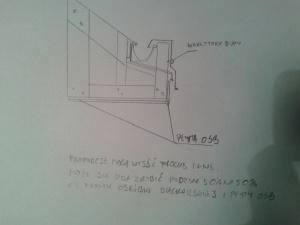 projekt systemu rynny bezokapowej rynna w systemie bezokapowym