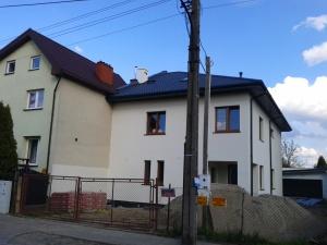 nowy dach blachodachówka Ruukki Plannja dobry dekarz dekarstwo dachy dach