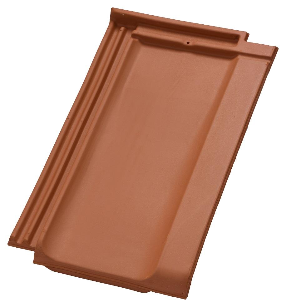 """Dachówka """"Reńska Premium"""" mrozoodporna- szybka dostawa. Wymiary : 421x251 mm Wymiary pokrywające : 360 (+/- 2%)x210 (+/-2%) mm Waga : 2,75 kg Rozstaw łat : 300-360  mm"""